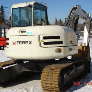 Heavy Excavators